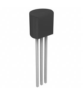 2SC2036 - Transistor, NPN, 80V, 1A, 1W, TO92 - 2SC2036