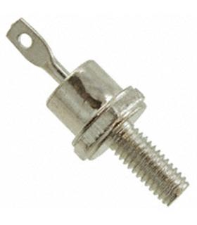 1N1115 - Diode, Roscado, 100V, 0.6A, DO-4 - 1N1115