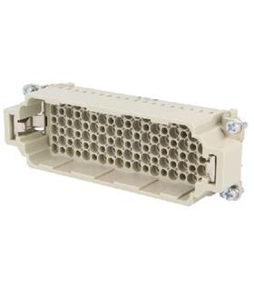09161083001 - Conector HAN, Macho, 108 Pinos, Harting - 09161083001