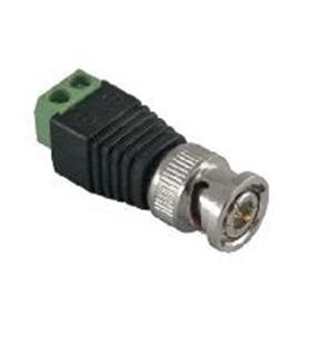 Conector RF BNC Macho, Aperto Parafuso - 69BNCTP