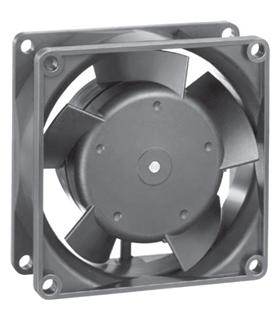 A08B23HWSF00 - Ventilador 230VAC, 80x80x38mm, 14/12W - A08B23HWSF00