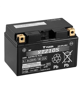 YTZ10S - Bateria Moto 12V 8.6A - YTZ10S