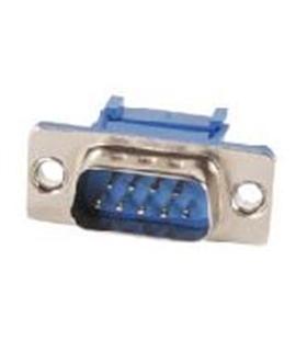 Conector Sub-D, Macho, 9 Pinos, Cravar Flat Cable - 69D9PMFC
