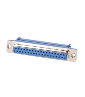 Conector Sub-D, Femea, 15 Pinos, Cravar Flat Cable - 69D37PFFC