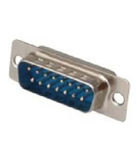 Conector Sub-D, Macho, 15 Pinos, PCB 180º - 69D15PMCI