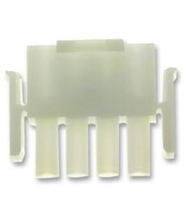 1-480702-0 - Conector Raster, Macho,  4 pinos, 6.35mm - 1-480702-0
