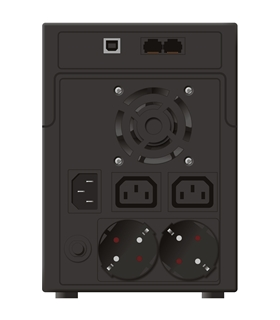 VI2200SHL - UPS Interactiva 2200VA com LCD - VI2200SHL