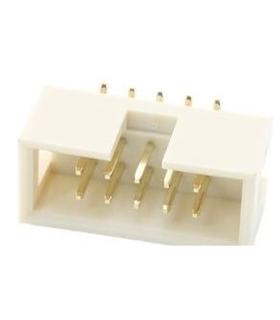 Conector IDC, Macho, 10 Pinos - 69H10SMD