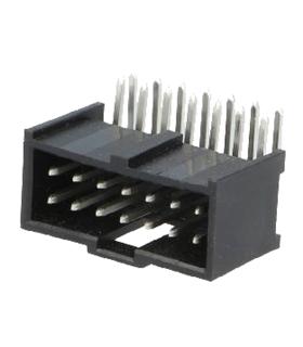 Conector IDC, Macho, 14 Pinos - 69H14AR