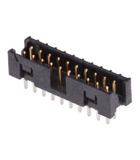 Conector IDC, Macho, 20 Pinos - 69H20-2
