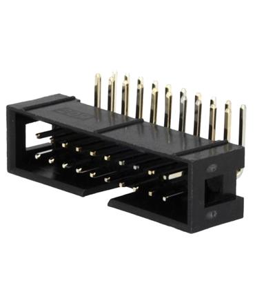 Conector IDC, Macho, 20 Pinos - 69H20AR