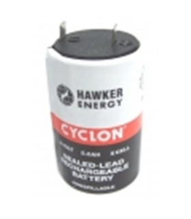 Bateria de CHUMBO-GEL / SEALED-LEAD 2V 2.5Ah [X] - HAWKER EN - BC22.25