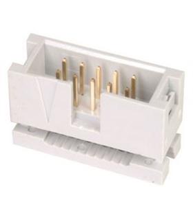 Conector IDC, Macho, 10 Pinos - 69IDCM10