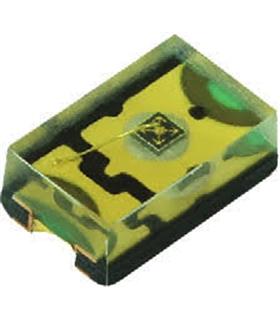 Transmissor IR SMD 0805, 850nm, Transparente, 120º, 50mW - VSMY1850X01