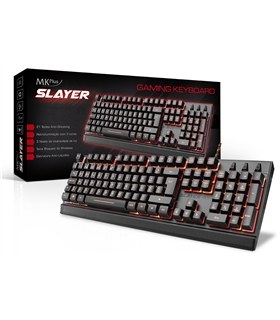 TG8120SLAYER - Teclado Gamer MKPlus - TG8120SLAYER
