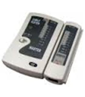Testador para cabos RJ45/RJ11/RJ12 e BNC - NT0401