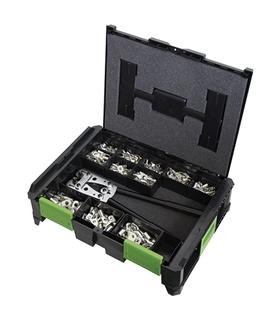 220385 - Terminais de prensagem SysCon S DIN & 210805 K - H220385