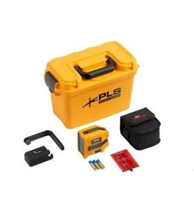 Fluke PLS 3G KIT - Kit Nivel Basico Laser 3 Pontos Verde - 5009378