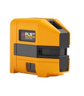Fluke PLS 5R Z - Nivel Laser 5 Pontos Vermelho - 5009384