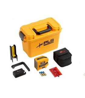 Fluke PLS 5R KIT - Kit Nivel Laser 5 Pontos Vermelho - 5009391