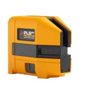 Fluke PLS 6R KIT - Kit Nivel Laser 4 Pontos 2 Linhas Vermelh - 5009438