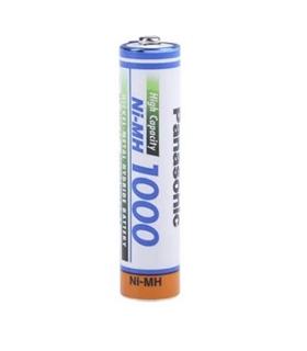 Pack 2 Pilhas Recarregáveis LR3 1000mAh - 1692R31000