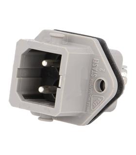 STASEI 2 - Conector ST, Macho, 2 Pinos, Aperto - 930622106