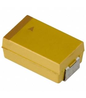 Condensador Tantalo 47 uF 10V SMD - 31447U10D