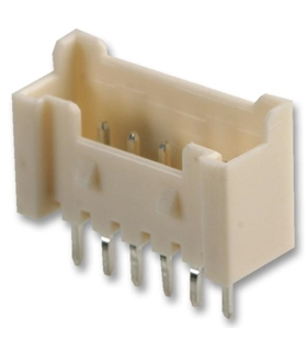353620650 - Ficha, Macho, Molex, 6 pinos, 35362 2.00mm - 353620650