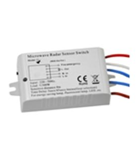 Sensor de movimento por Micro Ondas 230VAC 500W - MX3021977