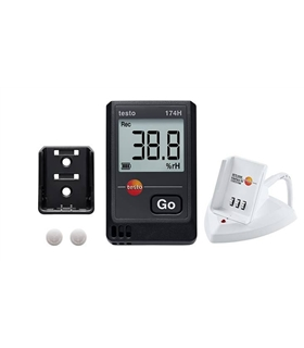 Testo 174 H - Set Mini data logger Temperatura e humidade - T05720566