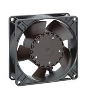 8412NLE - Ventilador Papst 80x80x25mm 12VDC 0.3W - TYP8412NLE