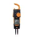 Pinça amperimétrica testo 770-3 - Com medição True RMS