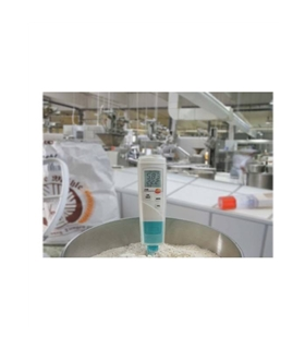 Testo 206-pH2 - Para medir pH/temp em meios semi-solidos - T05632062
