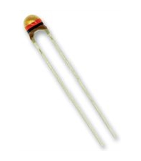 Termistor NTC, 10kOhm, 0.5W, 6mm - NTC10K