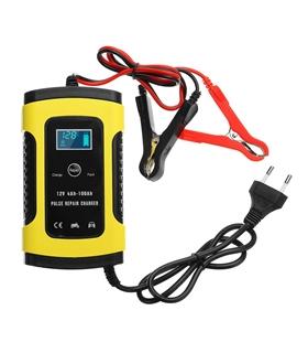 Carregador Baterias Chumbo Digital 12V 6A - BATCHARGE1802