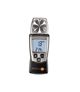 testo 410-1 - Anemómetro de molinete de bolso - T05604101