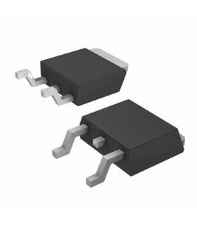 FDD5N50UTM - MOSFET, N-CH, 500V, 3A, 40W, 2Ohm, TO252 - FDD5N50UTM
