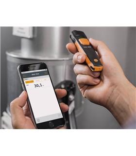 testo 805 i - Termómetro por infravermelhos para smartphone - T05601805
