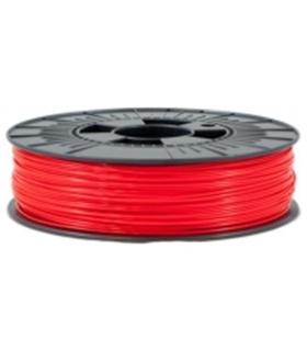 Filamento de impressão 3D Vermelho em ABS+ de 1.75mm 1Kg - DEVABST175RD