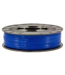 Filamento de impressão 3D Super Azul em ABS+ de 1.75mm 1Kg - DEVABST175SBL