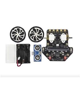 ROB0148 - Base de Robô Para Micro:bit Maqueen DIY - ROB0148