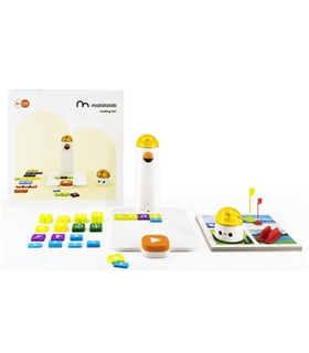 MatataLab Coding Set - Robô Programável Para Crianças - MATATALABCS