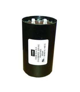 Condensador Arranque 340uF-408uF 125VAC - 35340125