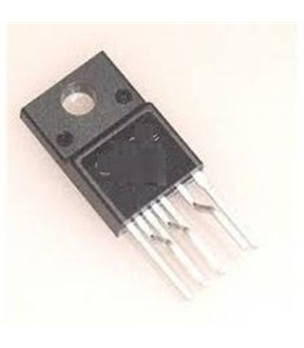 LA78040 - TV and CRT Display Vertical Output IC with Bus Cot - LA78040