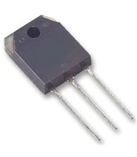 2SK725 - MOSFET, N-CH, 500V, 15A, 125W, 0.38Ohm, TO3P - 2SK725