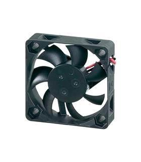 PSD1204PHB1-A(2).Z.GN -Ventilador 12V 40x40x15mm 2 Fios 2.9W - PSD1204PHB1A2ZGN