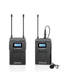 BY-WM8 PRO K1 - Microfone Lapela Wireless BOYA - BY-WM8PROK1