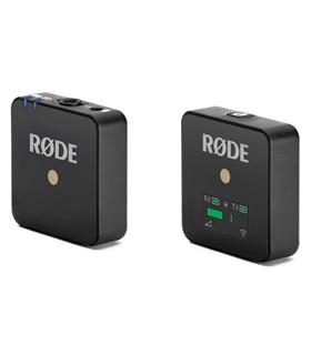 RODE WIRELESS GO - Sistema Microfones Sem Fio Compacto - RODEWIRELESSGO
