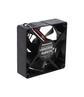 ASFN86372 - Ventilador 80x80x25mm 24VDC 5.04W - ASFN86372